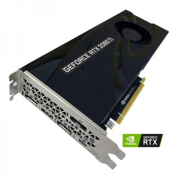 ADS AI RTX 2080 TI i7-9700K Deep Learning System - ADS-AI